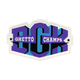 DGK Ghetto Champs Sticker