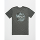 RVCA Motors Wipeout Leaves Mens T-Shirt