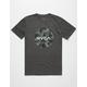 RVCA Motors Jungle Leaves Mens T-Shirt