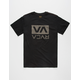 RVCA Oxnard Tech Mens T-Shirt