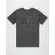 RVCA Palm Box Mens T-Shirt