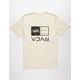 RVCA Palm Box Mens T-Shirt