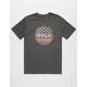 RVCA Trav Motors Mens T-Shirt