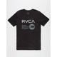 RVCA Artist Network Program Mens T-Shirt