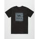 RVCA Overlap Copy Mens T-Shirt