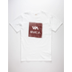 RVCA Overlap Copy Mens T-Shirt