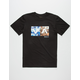 RVCA Building Balance Box Mens T-Shirt