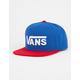 VANS Drop V Mens Snapback Hat