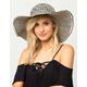ROXY Just Lucky Womens Sun Hat
