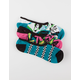 VANS Ripped Floral Canoodles 3 Pack Womens Socks
