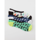 VANS Sea Scully Canoodles 3 Pack Womens Socks