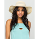 Diamond Cutout Floppy Hat