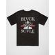BLACK SCALE Proud Mens T-Shirt
