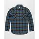 QUIKSILVER Sin Tank Mens Flannel Shirt