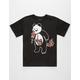 RIOT SOCIETY Panda Roses Boys T-Shirt
