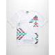 LRG Glyph Blocks Mens T-Shirt