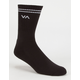 RVCA Union III Mens Socks