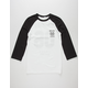 NEFF x Future Warrior Mens Baseball Tee