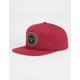RVCA Atlantic Mens Snapback Hat