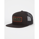 RVCA Rivers Mens Trucker Hat