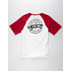 VANS Original 66 Boys Baseball Tee
