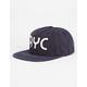 ASPHALT YACHT CLUB Tokyo Underground Mens Snapback Hat