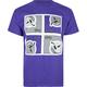 YUMS Purple Block Mens T-Shirt