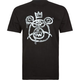 MISHKA Concrete Mop Mens T-Shirt