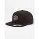 ELEMENT Peak Cap Mens Snapback Hat