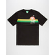 LRG Welcome To Paradise Mens T-Shirt