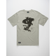 LRG Ink Lion Mens T-Shirt
