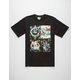LRG Le Brand Play Mens T-Shirt