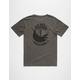 ROARK Shaka Dove Mens T-Shirt