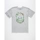 SPITFIRE Big Head Floral Mens T-Shirt
