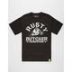 RUSTY BUTCHER Wheelie Mens T-Shirt