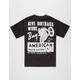 RUSTY BUTCHER Dirtbag Mens T-Shirt