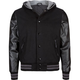 BROOKLYN Varsity Blues Mens Varsity Jacket