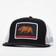 SO CAL Cali Republic Mens Trucker Hat