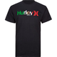 HURLEY One & Only Country Flags Mexico Mens T-Shirt