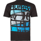 HURLEY Puerto Rico Road Block Mens T-Shirt