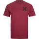 HURLEY Brand Front Mens T-Shirt
