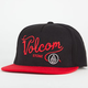 VOLCOM Papers Mens Snapback Hat
