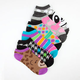 FULL TILT 6 Pack Womens No Show Socks