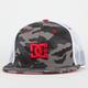 DC SHOES Convert Mens Trucker Hat