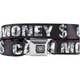 BUCKLE DOWN Caddie Cash Money Buckle Belt