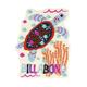 BILLABONG Something Fishy Sticker