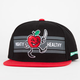 MIGHTY HEALTHY Sliced Mens Snapback Hat