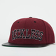 YOUNG & RECKLESS Reckless Block Mens Snapback Hat