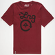 LRG Grass Roots Mens T-Shirt