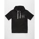 CIVIL Brawler C2C Mens Hooded Shirt